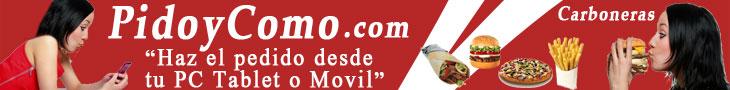 Pido Y Como. www.pidoycomo.com